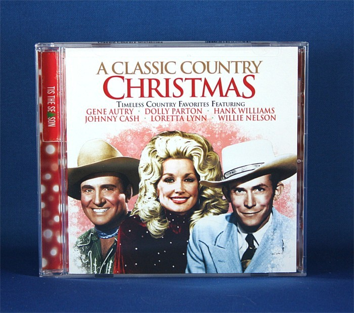 """Various Artists - CD """"A Classic Country Christmas"""""""