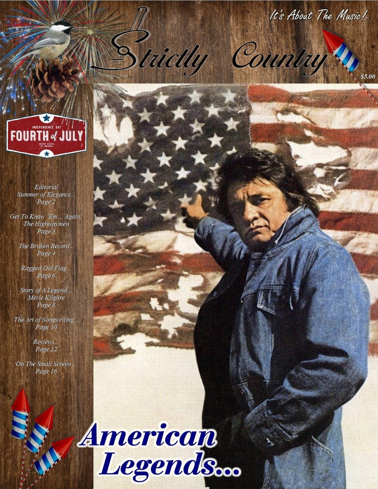 Strictly Country Magazine - Volume 24 Issue 4