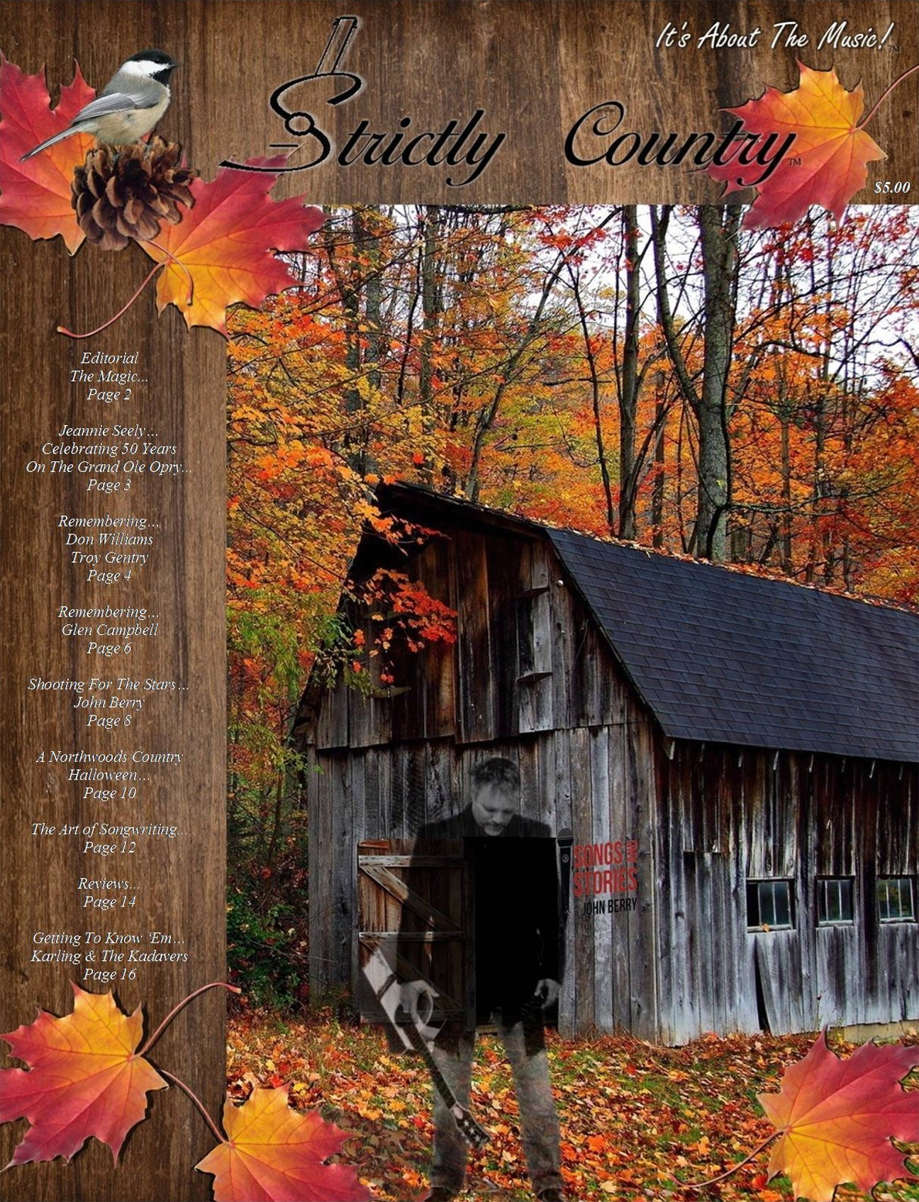 Strictly Country Magazine - Volume 24 Issue 5
