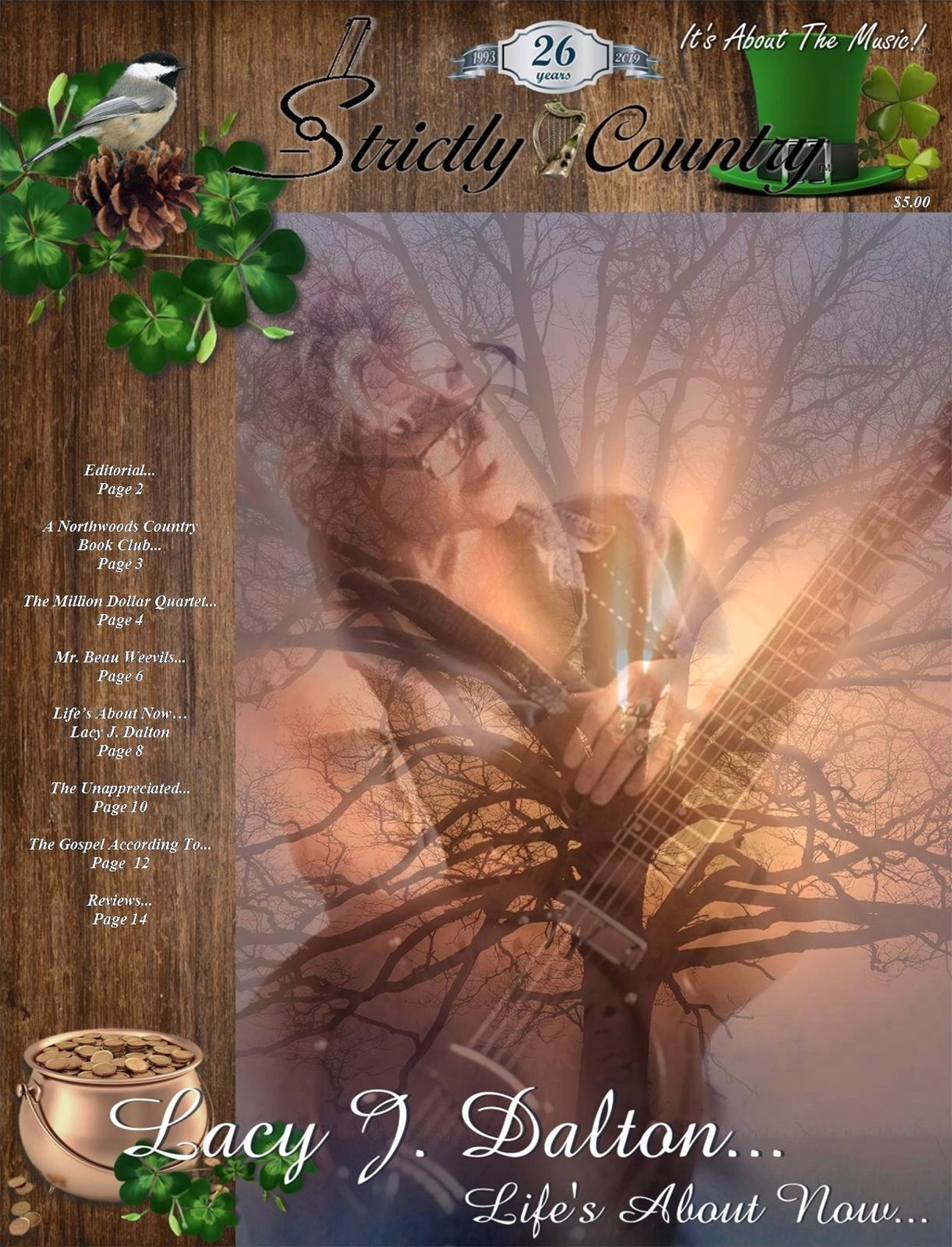 Strictly Country Magazine - Volume 26 Issue 2