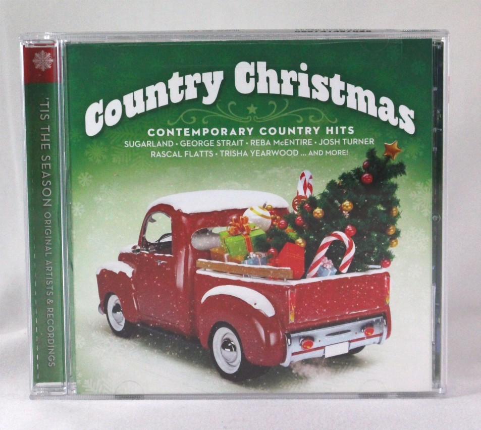 "Various Artists - CD ""'Tis The Season: Country Christmas"""
