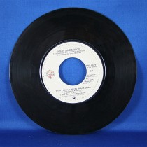"""John Anderson - 45 LP """"I Wish I Could Write You A Song"""" & """"She Just Started Liking Cheatin' Songs"""""""