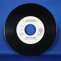 """John Anderson - 45 LP """"Honky Tonk Crowd"""" & """"If I Could Have My Way"""""""