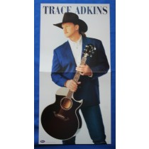 "Trace Adkins - promo locker flat ""Big Time"""