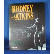 Rodney Atkins - 2010 CMA ACM promo book