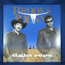 "Brooks & Dunn - promo flat ""Tight Rope"""