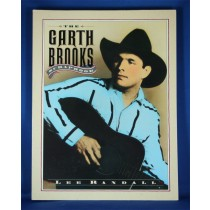 "Garth Brooks - book ""The Garth Brooks Scrapbook"""