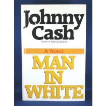 "Johnny Cash - book ""Man In White"""