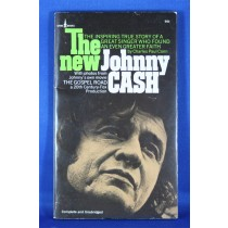 "Johnny Cash - book ""The New Johnny Cash"" by Charles Paul Conn"