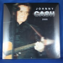 Johnny Cash - 2005 Calendar