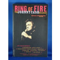 """Johnny Cash - book: """"Ring of Fire: The Johnny Cash Reader"""" by Michael Streissguth"""