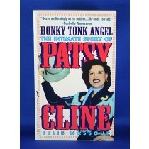 "Patsy Cline - book: ""Honky Tonk Angel: The Intimate Story of Patsy Cline"""