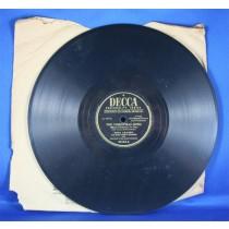 "Bing Crosby - LP ""The Christmas Song"" & ""O Fir Tree Dark"""