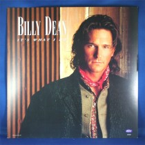 "Billy Dean - promo flat ""It's What I Do"""