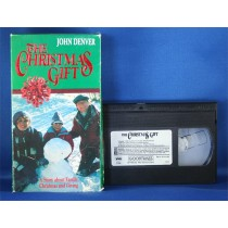 "John Denver - VHS ""The Christmas Gift"""