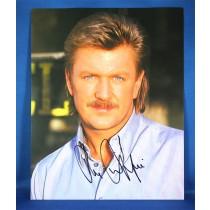 Joe Diffie - 8x10 color photograph w/ blue shirt