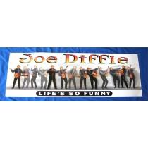 "Joe Diffie - promo locker flat ""Life's So Funny"""