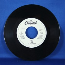 """Little Jimmy Dickens - 45 LP """"Out Behind The Barn"""" and """"Closing Time"""""""