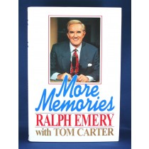 "Ralph Emery - book ""More Memories"""