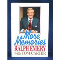 """Ralph Emery - book """"More Memories"""""""