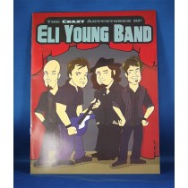 Eli Young Band - 2012 ACM promo comic book