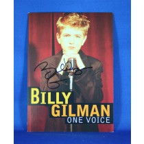 "FFF Charities - Billy Gilman - promotional card ""One Voice"""