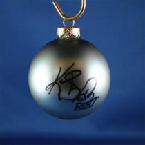 FFF Charities - Kevin Sharp - blue Christmas ornament #4