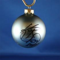 FFF Charities - Kevin Sharp - blue Christmas ornament #6