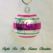 FFF Charities - Pam Tillis - Bradford ornament #2