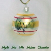 FFF Charities - Pam Tillis - Bradford ornament #3