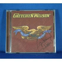 "FFF Charities - Gretchen Wilson - autographed cd ""I Got Your Country Right Here"""