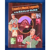 "Hall of Fame - book ""Country Music Legends In The Hall of Fame"" by Chet Hagan"