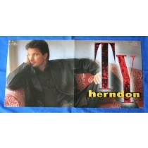 "Ty Herndon - promo locker flat ""Big Hopes"""