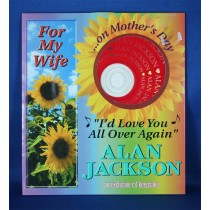 Alan Jackson - Mother's Day card (wife)