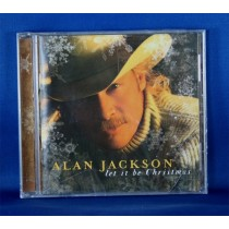 "Alan Jackson - CD ""Let It Be Christmas"""