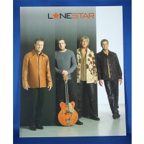 Lonestar - 8x10 color photograph grey mod backdrop