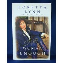 "Loretta Lynn - book ""Still Woman Enough"""