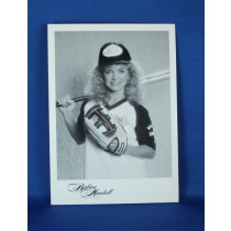 Barbara Mandrell - 5x7 celebrity softball classic