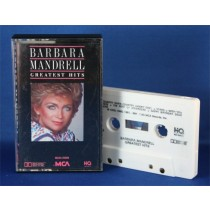 "Barbara Mandrell - cassette ""Greatest Hits"""