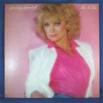 "Barbara Mandrell - LP ""Love Is Fair"""