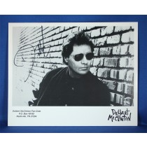 Delbert McClinton - autographed 8x10 photograph #2