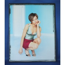 Martina McBride - 8x10 color photograph w/ silver tank top