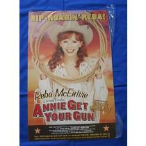 """Reba McEntire - broadway bill """"Annie Get Your Gun"""""""