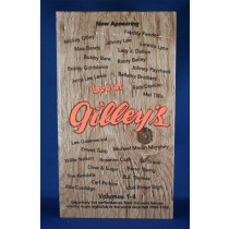 "Mickey Gilley - box set ""Live at Gilley's"""