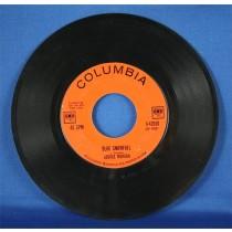 "George Morgan - 45 LP ""Blue Snowfall"" & ""Macht Nichts"""