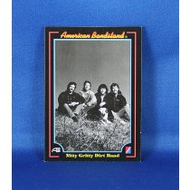 Nitty Gritty Dirt Band - American Bandstand trading card #71