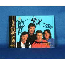 Nitty Gritty Dirt Band - autographed Country Classics trading card w/ COA