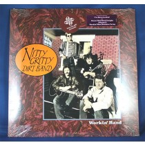 "Nitty Gritty Dirt Band - LP ""Workin' Band"""