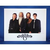 Oak Ridge Boys - 8x10 color photograph on white backdrop