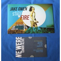 Jake Owen - CMA promo lot